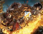 WOW Tauren by Jonboy007007