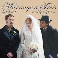Marriage a Trois Cover by thriceandonce