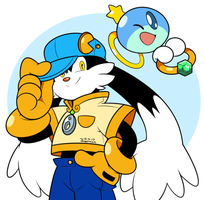 Klonoa by JamesmanTheRegenold