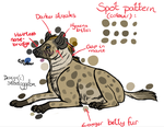 Spotted Hyaena Contest Design by Stoataggedon