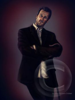 Gregory House M.D. by MrsGraves