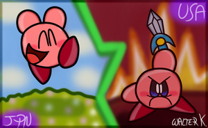 Kirby Box Art thing by Waltman13