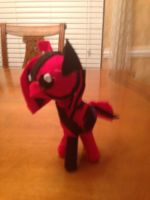 Plushie Crimson Glow by Twilyx360