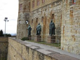 Statues by Olgola