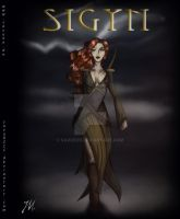 Sigyn Cover by Savu0211