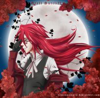 AT :Grell Sutcliff by gabi-s