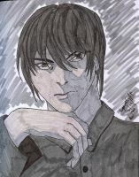 Yagami Light by melydia