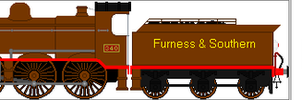 Steve the LBSCR K Class by ThomasFan21