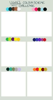 My Color Challenge Meme by LLGold
