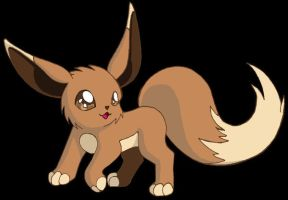 Eevee Evolution for Natsuko by Synchro593