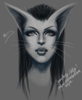 Something Catty by celyne