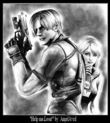 - Resident Evil - by AngelAvril
