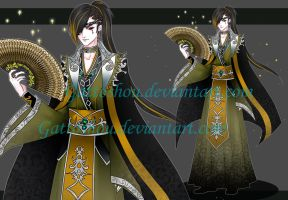 BISHIE ADOPT 145 [Set Price 35$]  [CLOSED] by GattoAdopts
