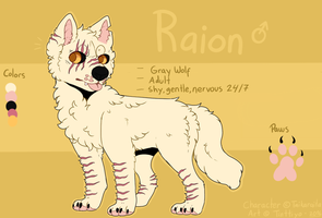 Raion REF :COM: by tinttiyo