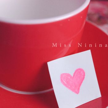 Red Cup by Miss-NiNiNa