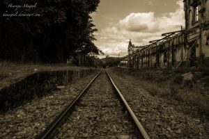 Station of the time by HenriqueAMagioli