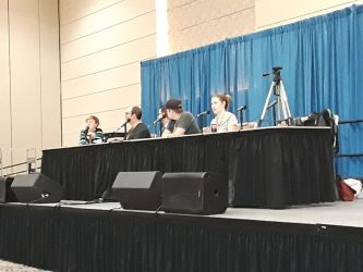 Panelists by SharkGirl15