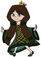Aelwen's Old Design by InkRose98