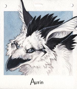 Aurin Badge by thassy