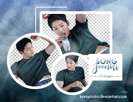 [PNGPACK004] SONG JOONKI by kyeoptata