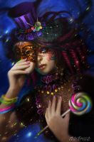 Carnival candy by oione