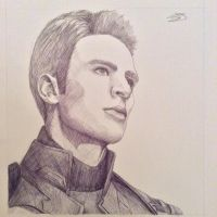 Steve Rogers by the-other-sam
