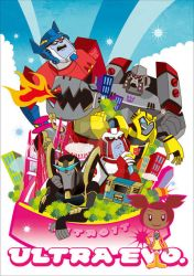 TRANSFORMERS ANIMATED cover by piyo119