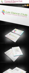Fitness and Dance Club by idesignstudio