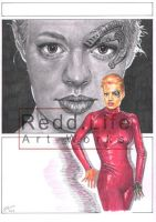 Seven Of Nine by J-Redd