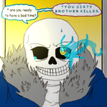 * You're Gonna Have A Bad Time by manicgirl155