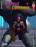 Furia and the Guardians 25 by djmatt2