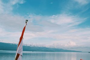 lake toba by efjees
