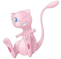Here's Looking At Mew, Kid by EvanDaMaster
