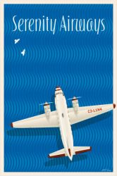 Serenity Airways by ekster