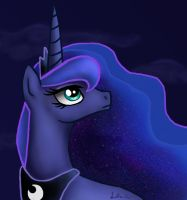 Princess of the Night by XxElectric-SkefaXx