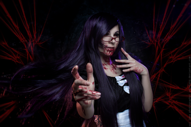 Bloodstained Rize by GarnetTilAlexandros