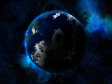 Another Spacescape by Joeshmoe59697