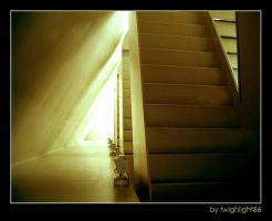 simply stairs in heaven... by twighlight86
