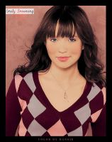 Emily Browning Color by Ransie3