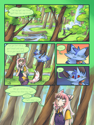 Yokoka's Quest - Chapter 4 Page 01 by ClefdeSoll