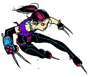 X-23 01 by mooncalfe