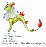 Abysseon -Fake Eeveelution by ARVEN92