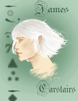 James Carstairs by KiaReginaDellaFollia
