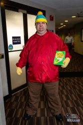 Hallway shot of Eric Cartman by MLBlue