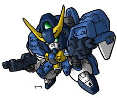 SD AirMaster Burst by MobileSuitGio