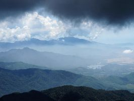 Mountains Layers by WillTC