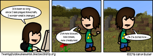 Returning to Minecraft: Part 2 by DanVzare