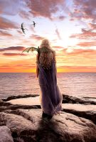 Mother of Dragons by Seawad