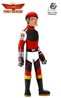 Planes Fire and Rescue: The Chief by Aileen-Rose