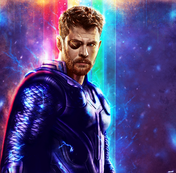 Thor Odinson by p1xer